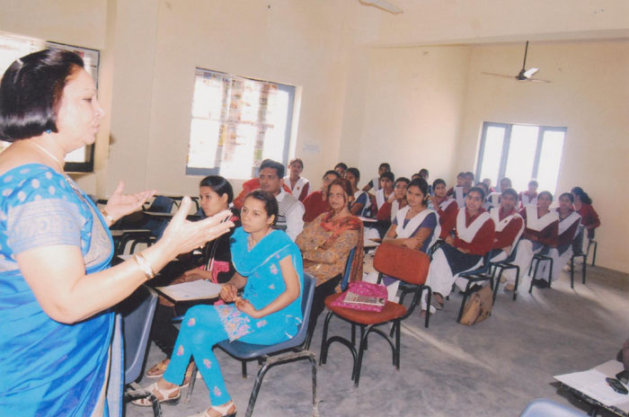 Career Counselling Capsule at Meerut 001