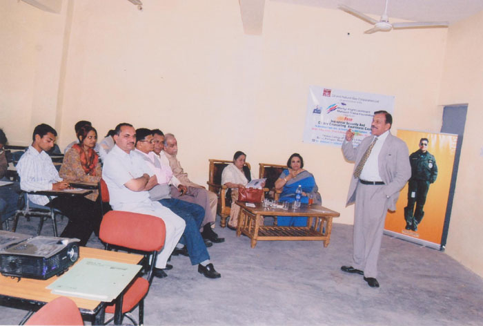 Career Counselling Capsule at Meerut 003