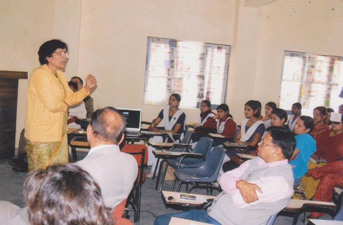 Career Counselling Capsule at Meerut 004