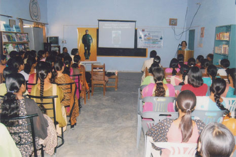 Career Counselling at DAV Kosli Rewari date 29 March 2010 004