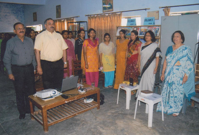 Career Counselling at DAV Kosli Rewari date 29 March 2010 008