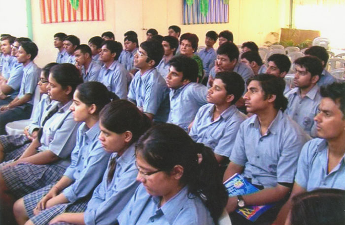 Career Counselling at Laxman Public School Dated 09 Nov 2010 001