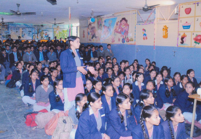 Career Counselling at Rishabh Academy Meerut 002