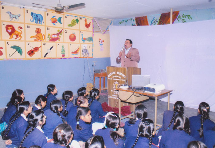 Career Counselling at Rishabh Academy Meerut 003