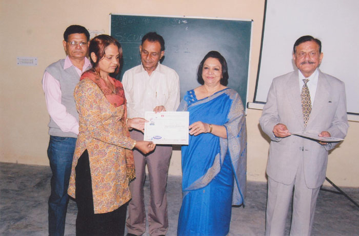 career Counselling capsule at Meerut 006